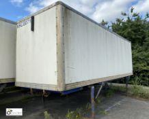 Demountable Box, 7550mm x 2550mm, fleet number ARCB0710