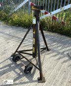 Mobile height adjustable Stand