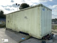 Don-Bur Demountable Box, no legs, 7600mm x 2560mm