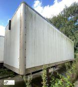 Demountable Box, 7550mm x 2550mm, fleet number ARCB0706