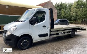 Renault Master FWD LL35 dci 130 Recovery Truck, registration YY17 CCF, date of registration 31 March