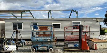Rancho Grande Static Caravan, 35ft x 12ft x 2B, 2 bedrooms, bathroom, entrance hall, cupboard,
