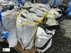 Approx 25 Isbir Sentetik Bulk Bags, 500kg swl, single used
