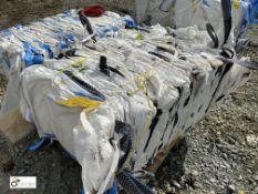Approx 40 Isbir Sentetik Bulk Bags, 500kg swl, single used
