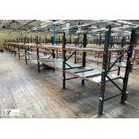 10 bays Dexion Speedlock boltless Racking comprising 11 uprights 1835mm x 910mm, 40 beams 2450mm,