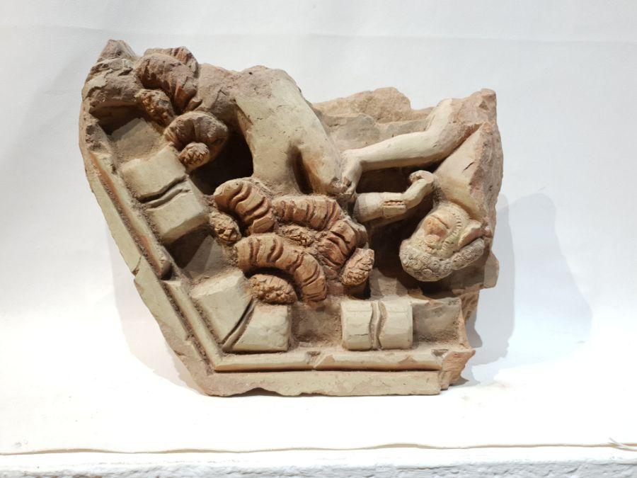 Indian Terracotta Fragment
