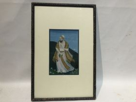 19th Century Indian Miniature Paintings