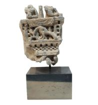 2nd Century Reticulated Gandhara Stone Fragment