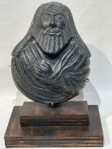 Middle Easten Stone Figure