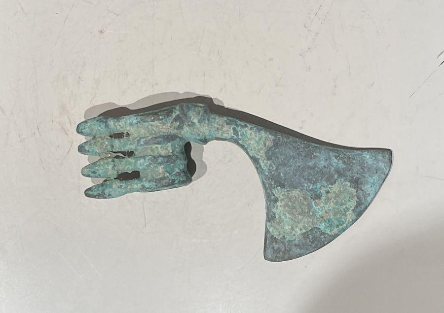 Bronze Roman Axe - Image 2 of 4