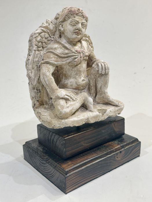 Gandhara Stucco Figure - Image 4 of 7