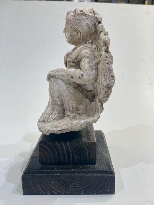 Gandhara Stucco Figure - Image 7 of 7