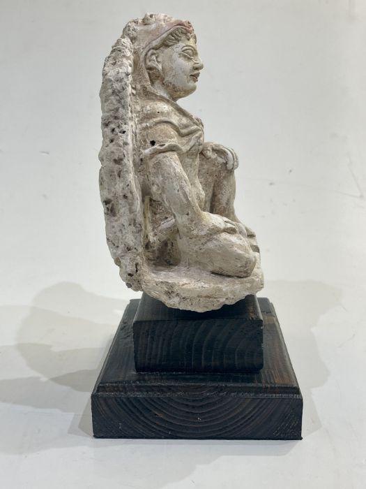 Gandhara Stucco Figure - Image 5 of 7