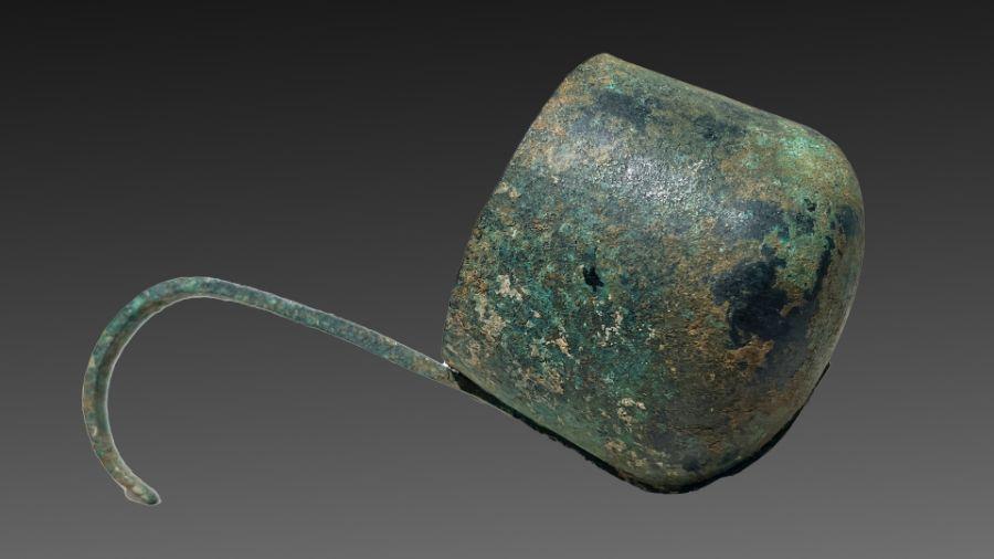 Luristan period Ewer 1st millennium BC