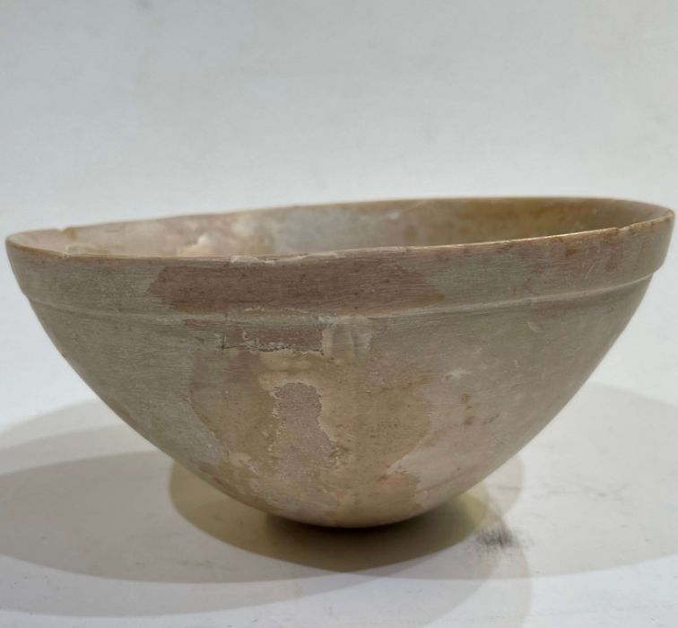 2 millennium BC Bactrian period stone bowl - Image 3 of 4