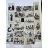 Late 19th Century Original Middle Eastern Photos