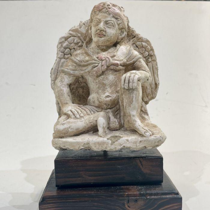 Gandhara Stucco Figure - Image 3 of 7