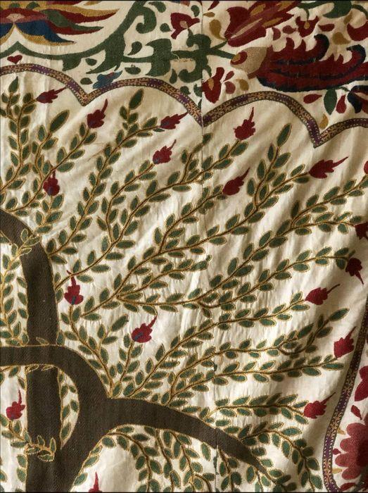 A GOOD UZBEK PRAYER ARCH, 'Tree of Life' - Image 2 of 3