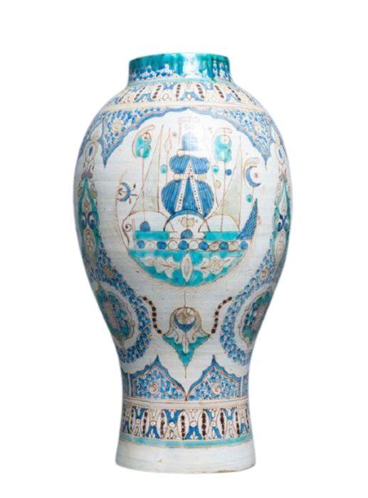 Large Moroccan Vase