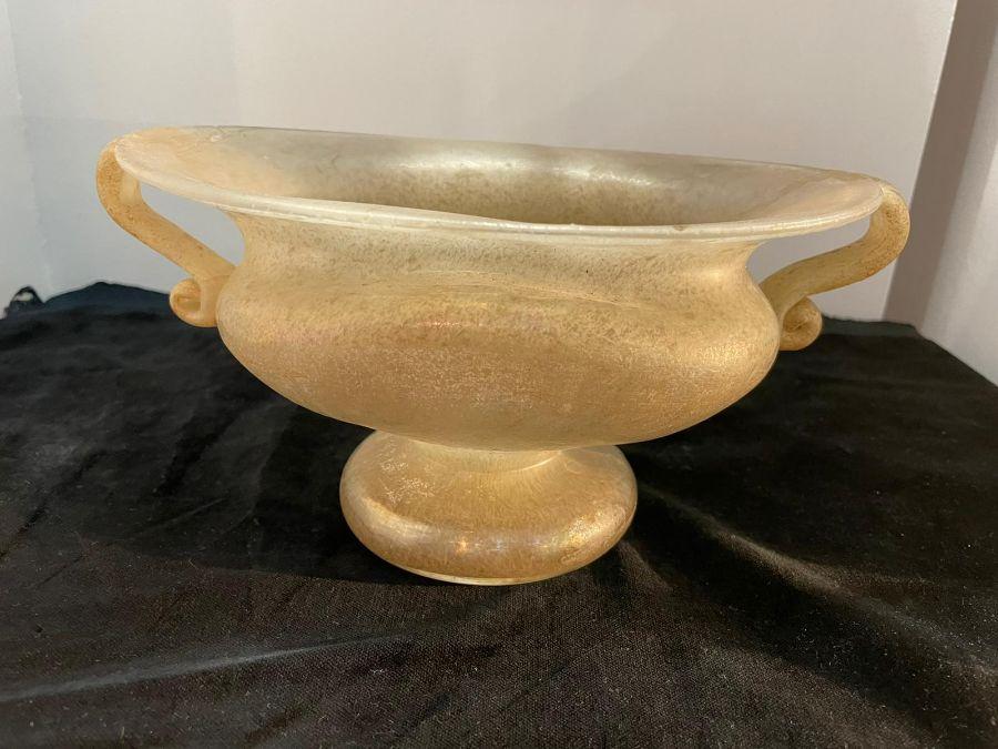 Roman Mosaic Style Glass Vessel - Image 2 of 7