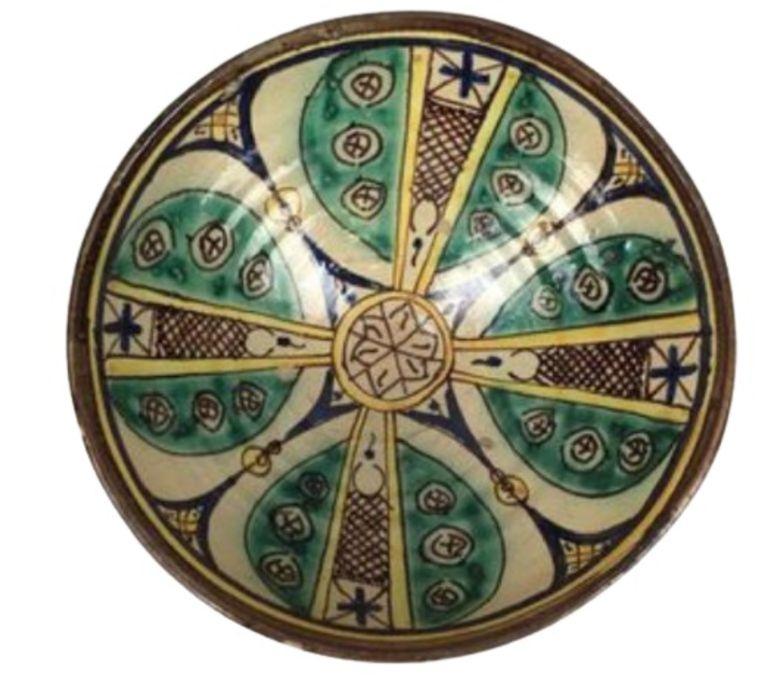 A Nishapur Iranian Bowl