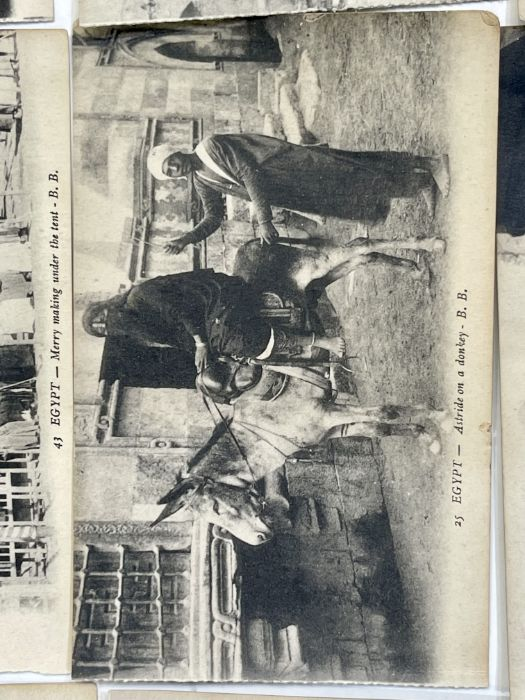 Late 19th Century Original Middle Eastern Photos - Image 5 of 10
