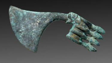 Bronze Roman Axe