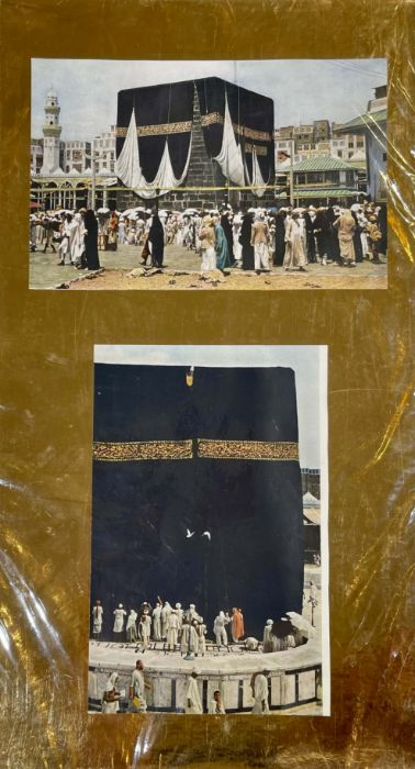 Original Photograph of the holy place of Mecca 20th century