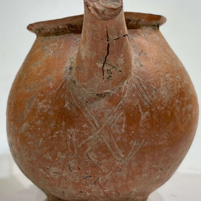 Amlash period water beaker 1st millennium BC - Image 2 of 6