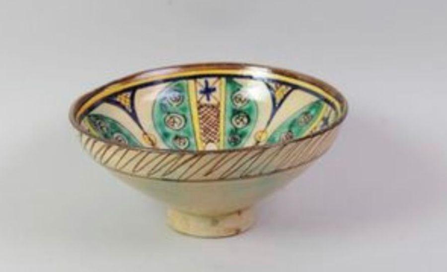 A Nishapur Iranian Bowl - Image 4 of 4