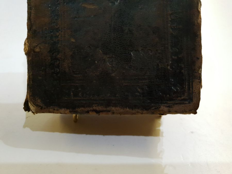 18th Century Printed Book About Christian Prayers Printed In Lebanon - Image 4 of 7