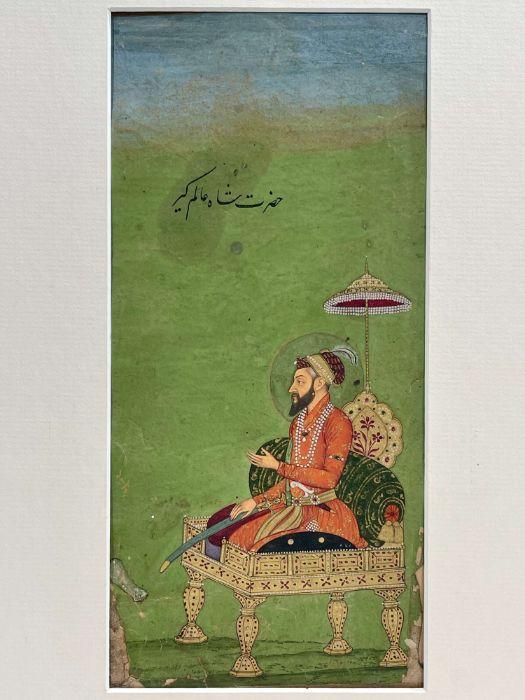 AURANGZEB, ALAMGIR, INDIA, MUGHAL, 18TH CENTURY - Image 5 of 5