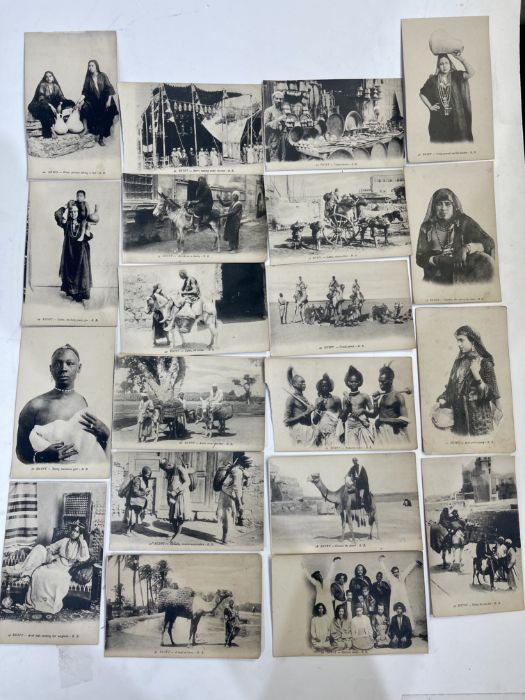 Late 19th Century Original Middle Eastern Photos - Image 2 of 10