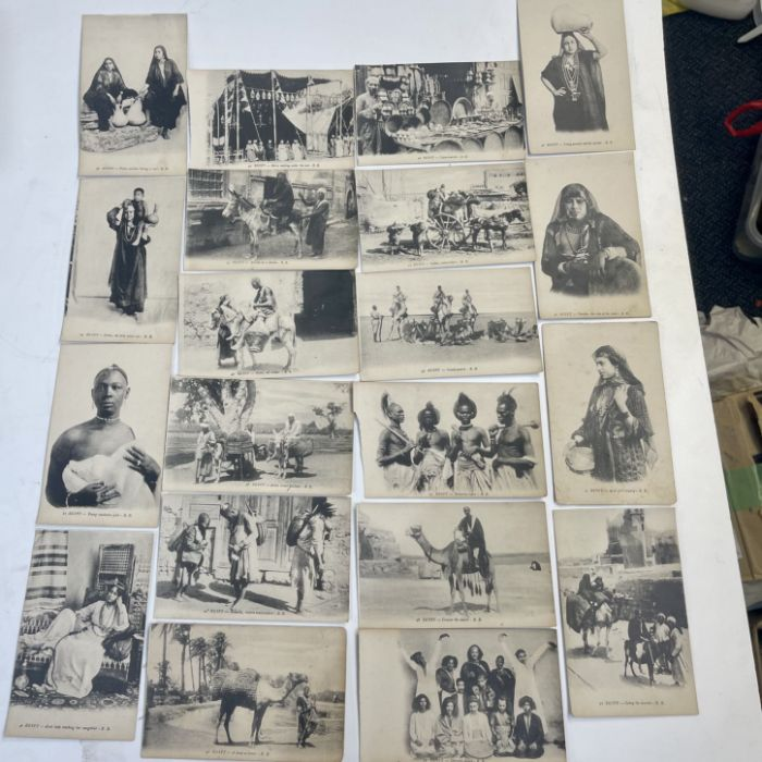Late 19th Century Original Middle Eastern Photos - Image 3 of 10