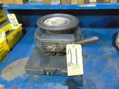 STENCIL MACHINE, MARSH, S/N 7995