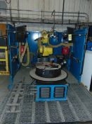 ROBOTIC WELD OVERLAY SYSTEM, ARC SPECIALTIES MDL. GMAW-GTAW ROBOT, new 2013, Fanuc Arcmate Mdl.