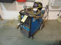 INTEGRATED MIG WELDER, MILLER MDL. MILLERMATIC 250X, 250 amps @ 28 v., 60% duty cycle, integrated