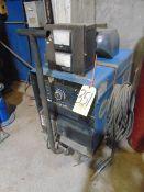 WELDING MACHINE, MILLER MDL. DIALARC 250 AC/DC WELDER, 250 amps @ 30 v., 30% duty cycle, S/N