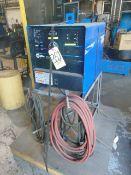 WELDING MACHINE, MILLER MDL. DIALARC 250, AC/DC WELDER, 250 amps @ 30 v., 30% duty cycle, S/N