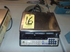 DIGITAL COUNTING SCALE, SHANGHAI TERAOKA ELECTRONIC CO.