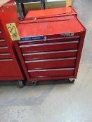 PORTABLE TOOLBOX, w/ tools