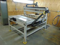 PROGRAMMABLE ROUTER TABLE, SHOP SABRE MDL. 4860 (no computer)