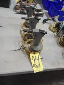LOT OF PNEUMATIC RIVET GUNS (3)