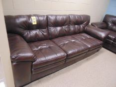 LOT OF COUCHES (3)