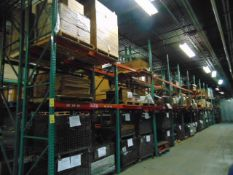 LOT CONSISTING OF: assorted steel in process parts, wire baskets & cardboard (no dies or racks) (