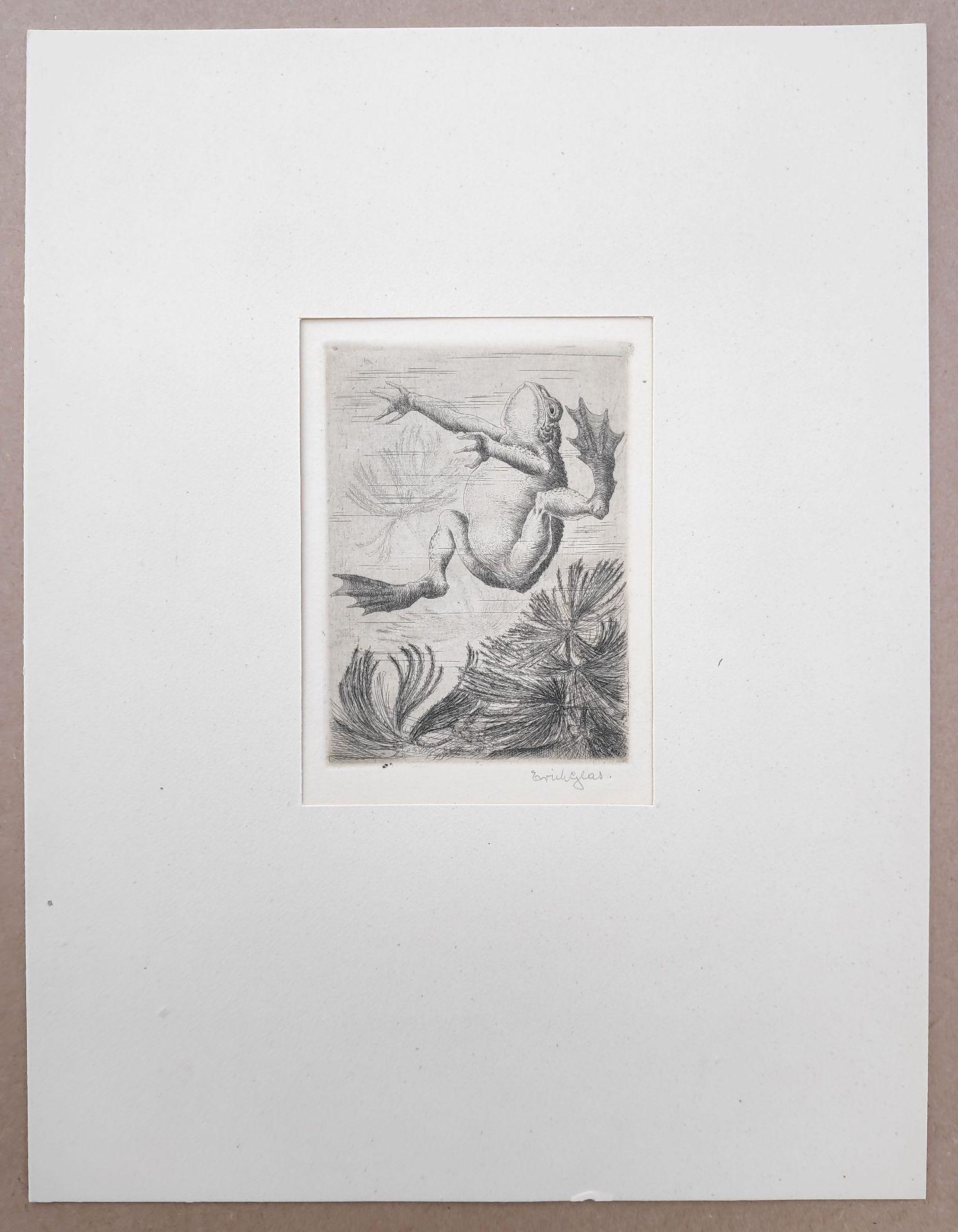 """Glas, Erich (1873 Berlin - 1973 Haifa) """"Jungtiere"""" - Bild 8 aus 9"""