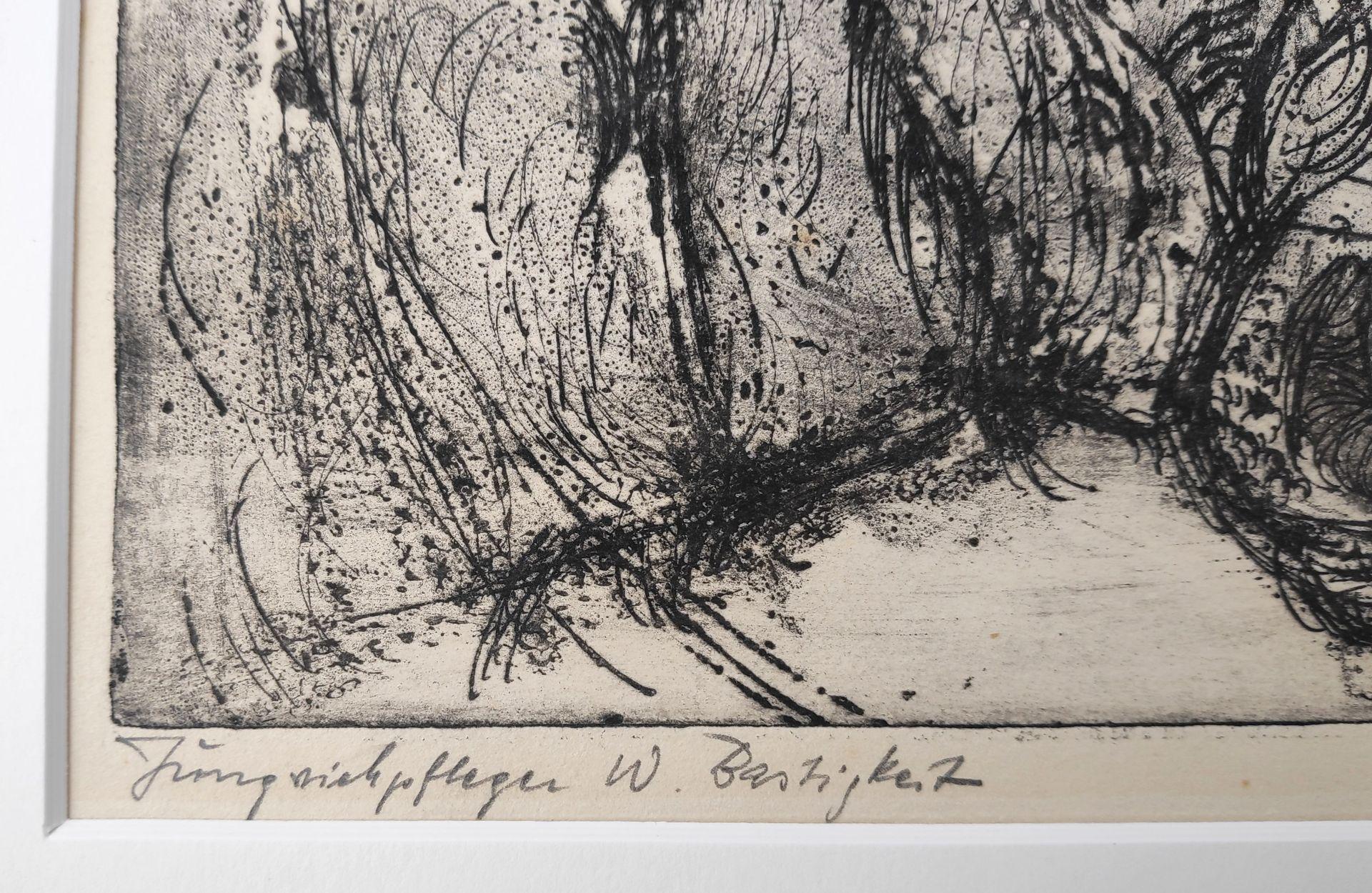 """Dittner, Sieghard (1924 Schneidemühl - 2002 Malchow) """"Jungviehpfleger W. Bastigkeit"""" - Bild 4 aus 4"""
