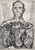 """Dittner, Sieghard (1924 Schneidemühl - 2002 Malchow) """"Jungviehpfleger W. Bastigkeit"""""""