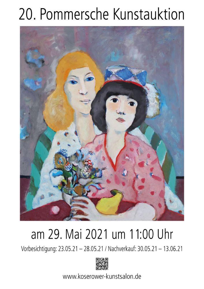 20. Pommersche Kunstauktion - Nachverkauf