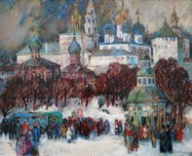 "Schmied, Wilhelm (1910 Dresden – 1984 Sangerhausen) ""Sagorsk"""
